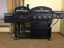 Smoke Hollow Pro Series DG1100S 4-in-1 Gas and Charcoal Gril