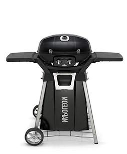 Napoleon TravelQ Pro Portable Gas Grill with Cart and Side S