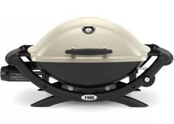 Q-2200 Portable Propane LP Gas Grill Folding Tables Thermome