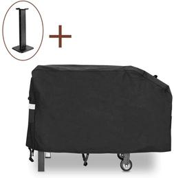 """QuliMetal 28"""" Grill Griddle Cover for Blackstone Outdoor Coo"""