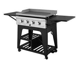 Royal Gourmet Regal GB4000 4 Burner Propane Gas Grill Griddl