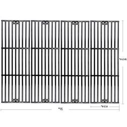 Replacement Porcelain Cooking grids for Char-Griller Gas, 4