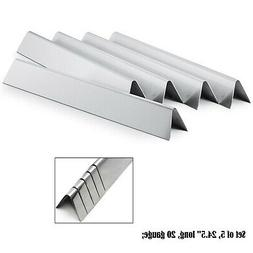 Replacement Weber Stainless Steel Flavorizer Bars 7539, 7540