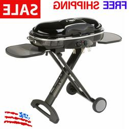 Road Trip BBQ Portable Compact Propane Gas Grill LXE Camping