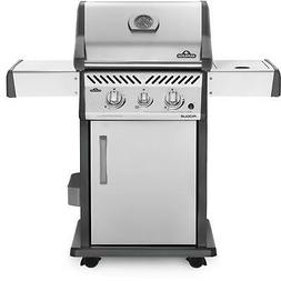 Napoleon Rogue 365 Freestanding Stainless Steel Gas Grill wi
