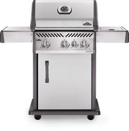 Napoleon Rogue 425 Freestanding Stainless Steel Gas Grill wi