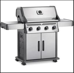 NAPOLEON Rogue XT 525 Series 4 Burner Stainless Steel Gas Gr