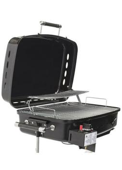 Flame King RV Or Trailer Mounted BBQ - Motorhome Gas Grill -