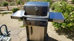 WEBER S-210- NG 2 Burner  BBQ Grill   NEW Local Pick Up Only