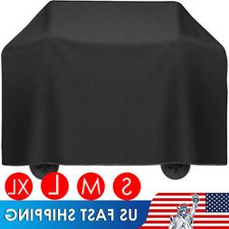 S/M/L/XL BBQ Cover Waterproof Outdoor Gas Charcoal Barbecue
