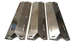 Set of Three Stainless Steel Heat Plates for Select Kenmore