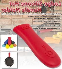 Lodge Silicone Hot Handle Holder - Red - ASHH41