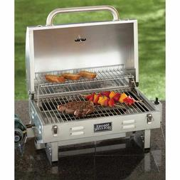 Smoke Hollow Stainless Steel Outdoor Tailgate & Portable BBQ