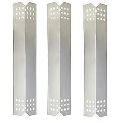 Htanch SN0811 Stainless Steel Heat Plates Replacement for Ga