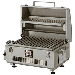 Solaire SOL-IR17BWR Portable Infrared Propane Gas Grill with