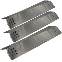 BBQration 3 Pack Stainless Steel Heat Plate Replacement for
