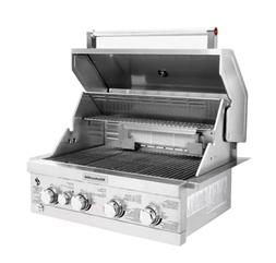 Stainless Steel Outdoor BBQ Built In Island Barbecue Grill G