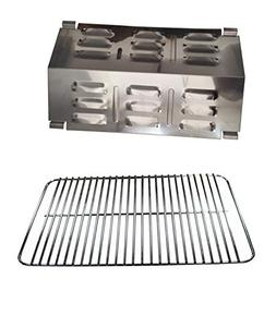 Wondjiont Stainless Steel Replacement Flavorizer Bar for Web