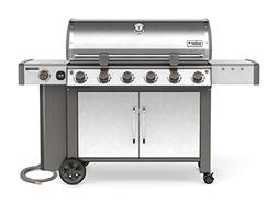 Weber-Stephen Products 68004001 Genesis II LX S-640 Natural