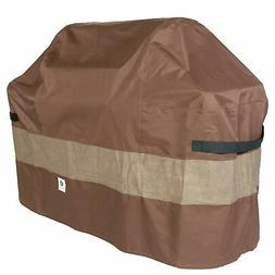 "Duck Covers UBB532543 Ultimate BBQ Grill Cover, 53"" W x 25"""